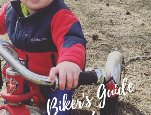 The Biker's Guide to Brookside